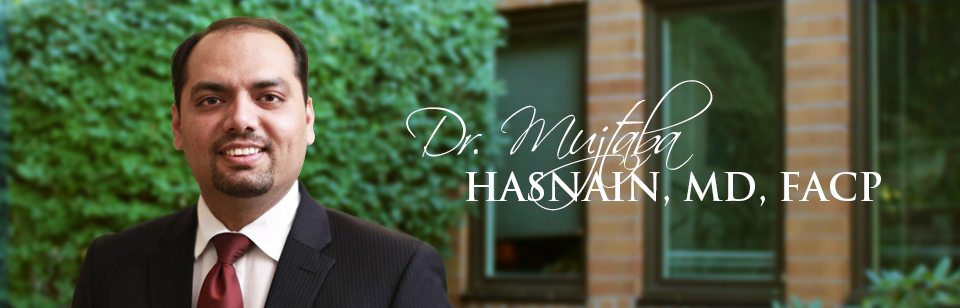 Dr. Mujtaba Hasnain, M.D., F.A.C.P. - Capital District Renal Physicians