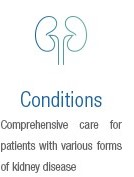 Conditions Page Link